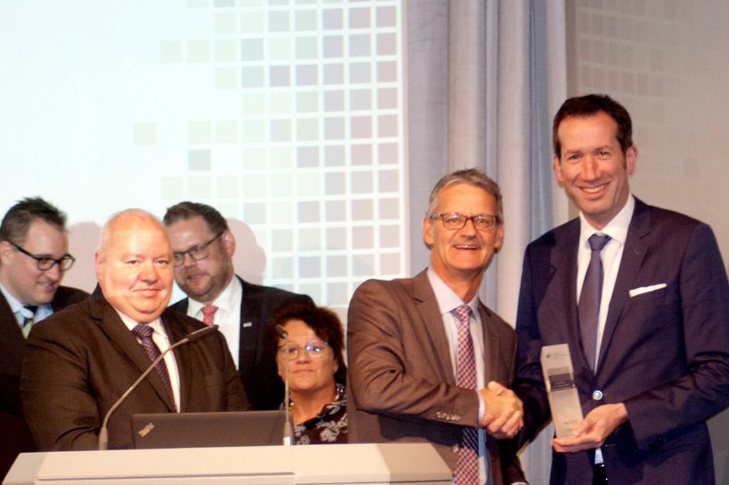 Vereint im Award Patientendialog