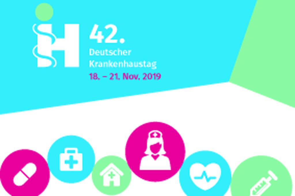 Preisvergabe auf dem Deutschen Krankenhaustag