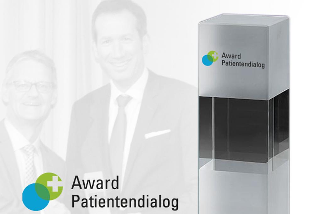 Award Patientendialog 2019: Fristverlängerung