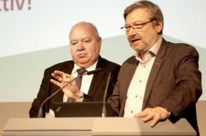 Detlef Schliffke und Dirk Heidenblut