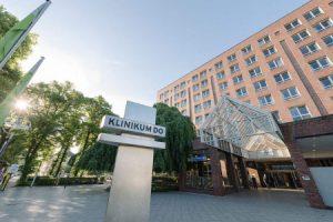 Gebäude Klinikum Dortmund