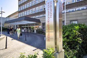 Gebäude St. Elisabeth-Krankenhaus Hohenlind