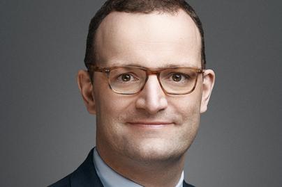 Award Patientendialog – lobende Worte von Gesundheitsminister Jens Spahn