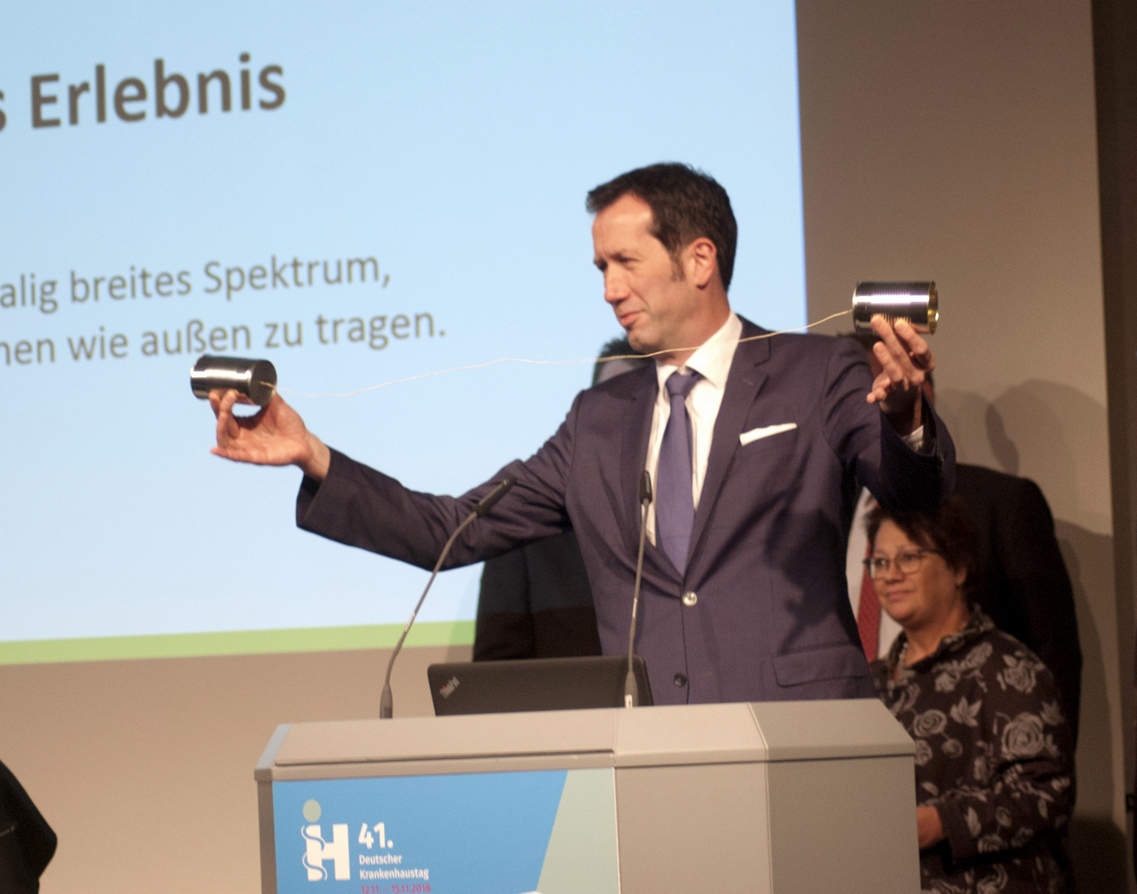 Marc Raschke – Leiter der Unternehmenskommunikation im Klinikum Dortmund