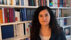 Porträt: Marina Filipović, Pflegedirektorin Universitätsklinikum Köln